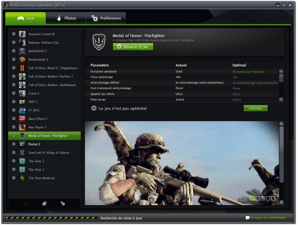 NVIDIA GeForce Experience Sorunu NVIDIA GeForce Experience sorunu