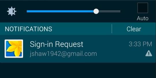 Oturum Açma İsteği Oturum Açma Sorunu Android Oturum Açma Sorunu oturum acma istegi 1