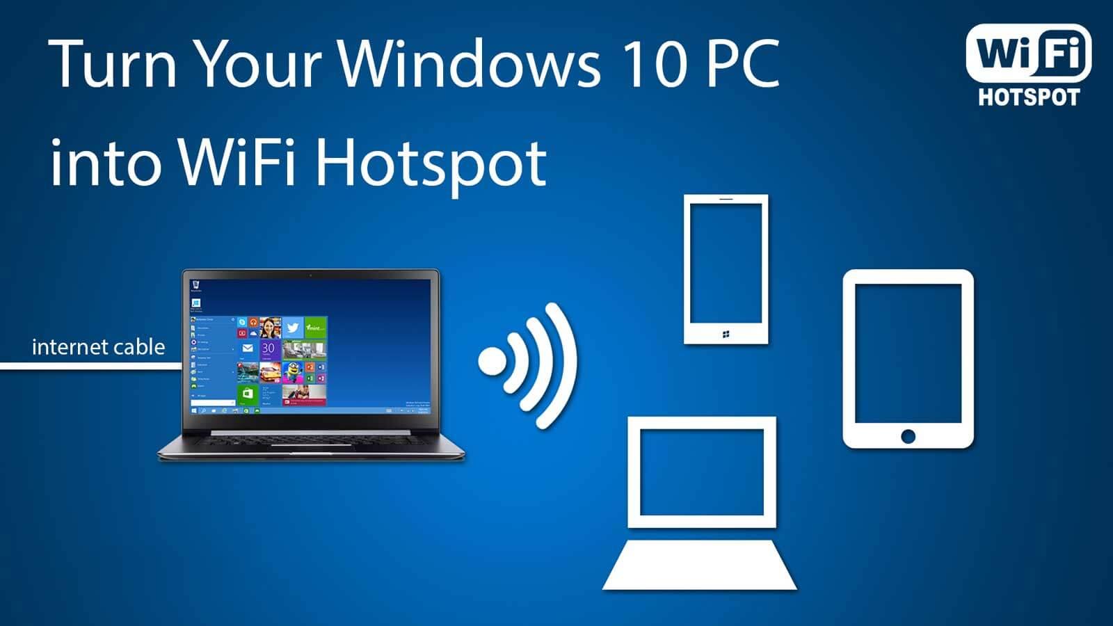 WİFİ HotSpot Windows 10 WİFİ HotSpot Sorunu Windows 10 WİFİ HotSpot Sorunu wifi hotspot