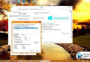 Windows Yetersiz Bellek Sorunu