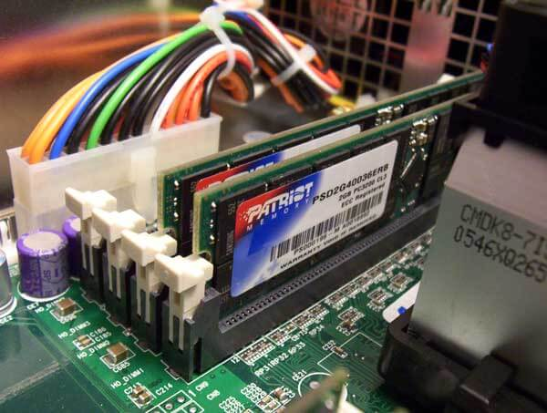 bilgisayar rami görmüyor RAM Boyutunun Az Görülmesi Sorunu Çözüldü