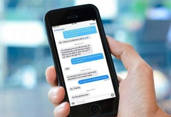 iPhone iMessage Çalışmıyor Sorunu Çözümü