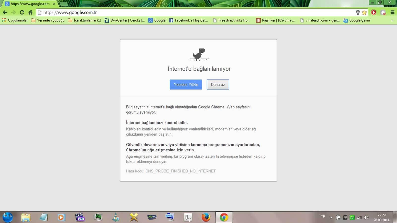 İnternete Bağlanmıyor Proxy Hatası Proxy Hatası Nasıl Çözülür? Neden Hata Alınır? internete baglanamiyor
