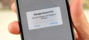 iPhone Önbellek Temizleme Yolu