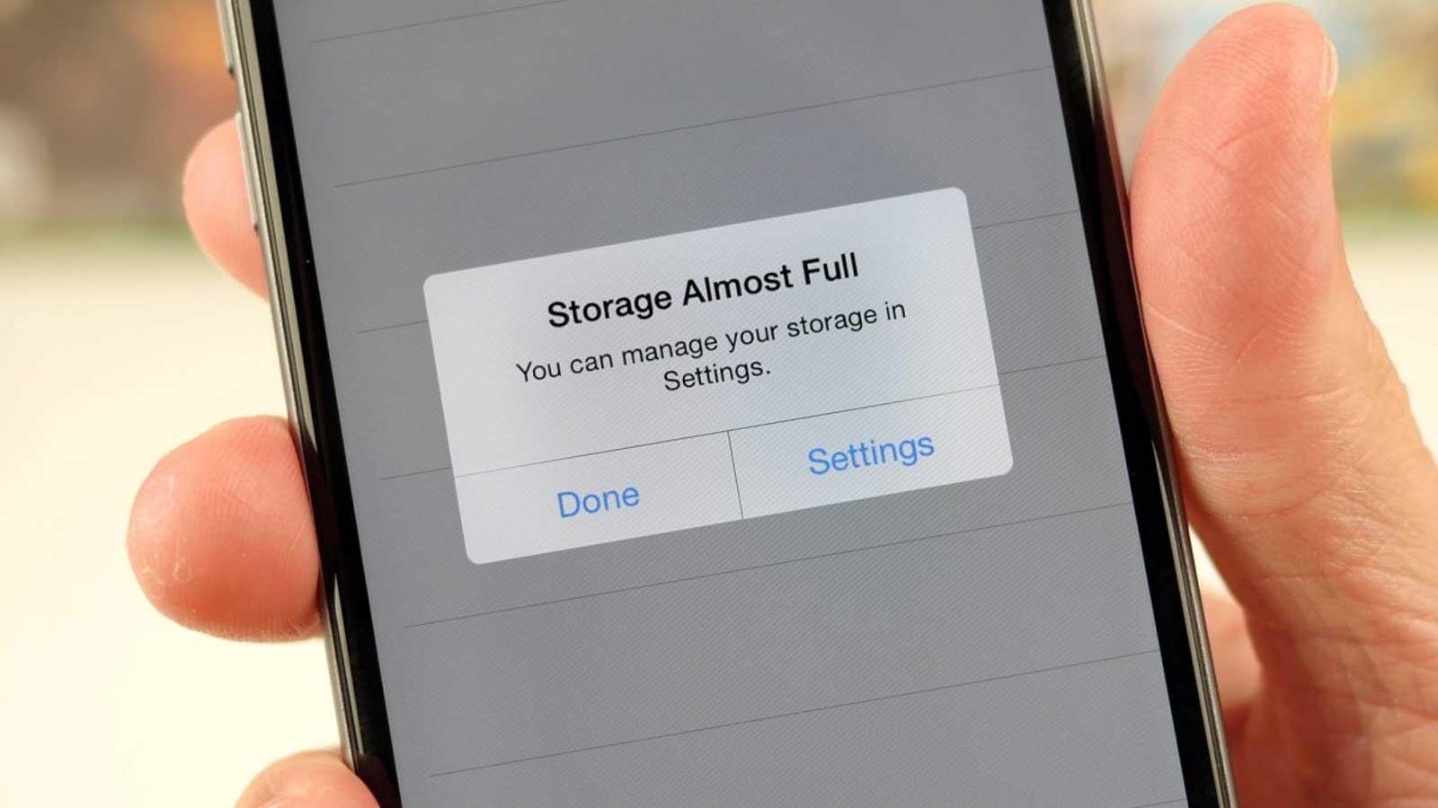 iPhone önbellek dolu problemi iPhone Önbellek Temizleme Yolu iPhone Önbellek Temizleme Yolu iphone onbellek dolu