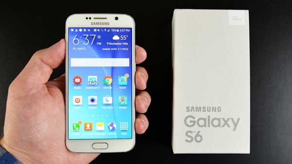 Galaxy S6 donuyor Galaxy S6 Donma Samsung Galaxy S6 Donma Problemi samsung galaxy s6 donma problemi
