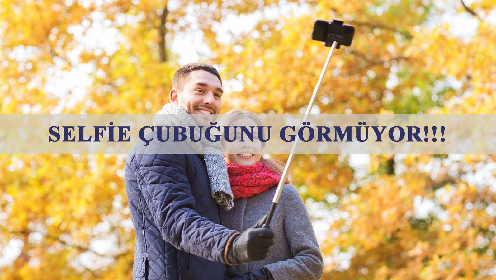 Selfie çubuğunu görmüyor Telefon Selfie Çubuğunu Görmüyor Çözümü Telefon Selfie Çubuğunu Görmüyor Çözümü selfie cubugu gormuyor
