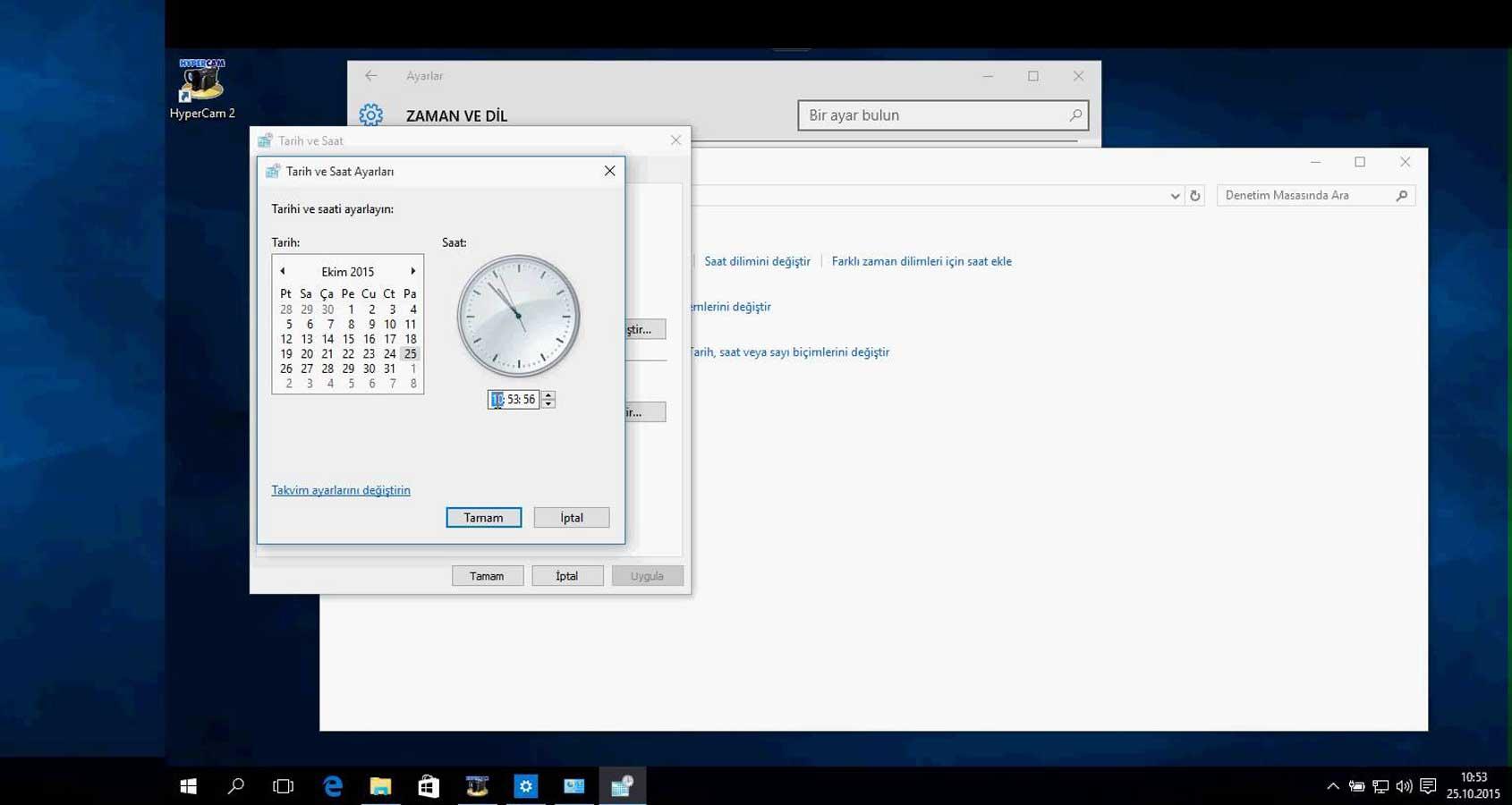 bilgisayar saati sürekli değişiyor Bilgisayar Saati Sürekli Değişen Bilgisayar Saati tarih ve saat