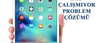 iPad Açılmıyor Sorunu