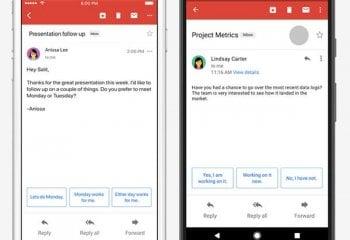 Google Sizin Yerinize Mesajlara Cevap Verecek