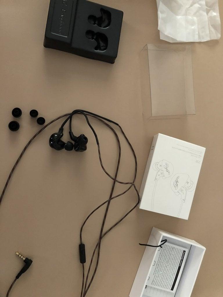 KZ ZSR Hybrid HiFi Kulaklık Kablo kz zsr hybrid hifi kulaklık GearBest'ten Aldığım KZ ZSR Hybrid HiFi Kulaklık İnceleme IMG 1658 768x1024