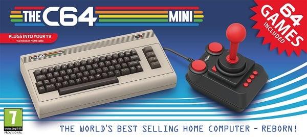 commodore 64 miniye oyun yükleme Commodore 64 Miniye Oyun Yükleme commodore 64 mini c64