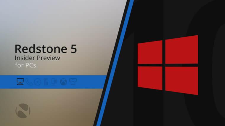 windows 10 redstone 5 Windows 10 Redstone 5'te Çok Önemli Sorun Çıktı windows10 redstone5 bilgedefteri