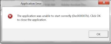 0xc00007b hatası 0xc00007b Hatası ve Çözümü indir 1