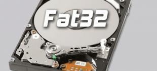 USB veya Hariciyi Fat32'ye Çevirme En Kolay Yol