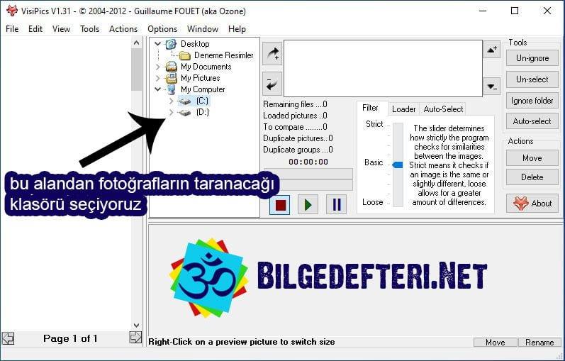 bilgisayarda aynı fotoğrafları bulma Bilgisayarda Aynı Fotoğrafları Bulma visipics 1