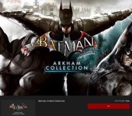 200 TL Değerinde 6 Batman Oyunu Kısa Süreliğine Ücretsiz 200 TL Değerinde 6 Batman Oyunu Kısa Süreliğine Ücretsiz batman arkham 1 257x227
