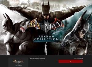 200 TL Değerinde 6 Batman Oyunu Kısa Süreliğine Ücretsiz 200 TL Değerinde 6 Batman Oyunu Kısa Süreliğine Ücretsiz batman arkham 1 300x220