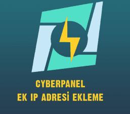 CyberPanel Ek IP Ekleme ve Tanımlama CyberPanel Ek IP Ekleme ve Tanımlama cyberpanel ek ip ekleme 257x227
