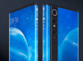 Xiaomi Mi Mix Alpha, %180 Ekran-Gövde Oranıyla Geliyor xiaomi mi mix alpha 270x200