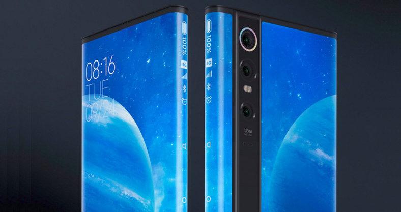 Xiaomi Mi Mix Alpha, %180 Ekran-Gövde Oranıyla Geliyor Xiaomi Mi Mix Alpha, %180 Ekran-Gövde Oranıyla Geliyor xiaomi mi mix alpha 788x417
