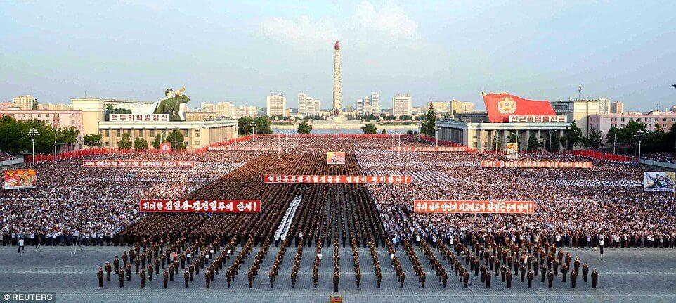 Youtube Kuzey Kore'yi Engelledi! Youtube Kuzey Kore'yi Engelledi! 384D9C9D00000578 0 image a 27 1473839128880