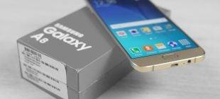 Samsung'un Yeni Akıllı Telefonu Galaxy A8 2016!
