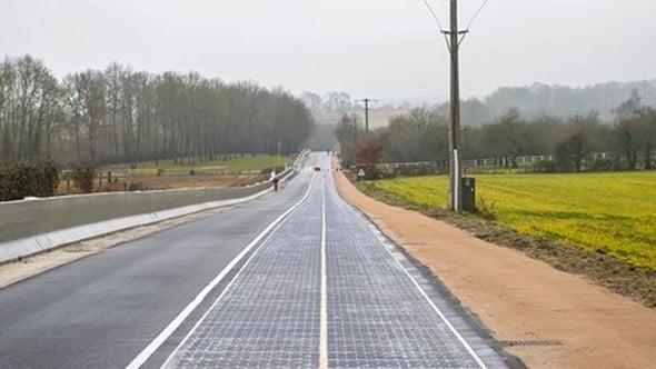 İlk Güneş Enerjili Yol Fransa'da! İlk Güneş Enerjili Yol Fransa'da! 585d07d467b0a945f889329c
