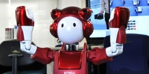 Havaalanlarının Yeni Çalışanları Robotlar Oldu!