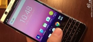 Blackberry Mercury Modeli QWERTY Klavye İle Mi Geliyor?
