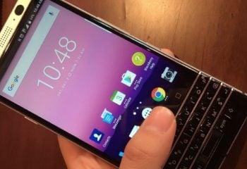 Blackberry Mercury Modeli QWERTY Klavye İle Mi Geliyor?
