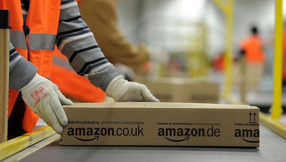 Amazon_Paket amazon siparişleri sürücüsüz otomobiller İle teslim edecek! Amazon Siparişleri Sürücüsüz Otomobiller İle Teslim Edecek! Amazon Paket