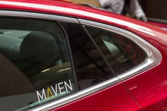 GM Otomobil Paylaşım Servisi Maven Uber'e Rakip Olacak! GM Otomobil Paylaşım Servisi Maven Uber'e Rakip Olacak! BN ME914 GMSHAR G 20160120182253