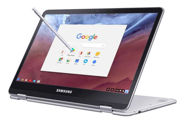 Samsung Chromebook Modelleri Tanıtıldı! ChromeBook main 1