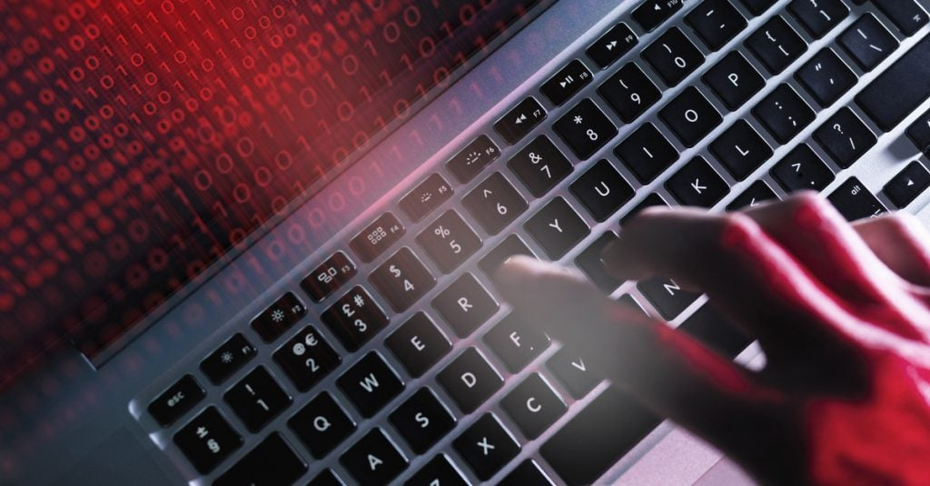 Computer being corrupted Siber Güvenliğin Önemi Artıyor! Siber Güvenliğin Önemi Artıyor! GettyImages 551986589 1024x535