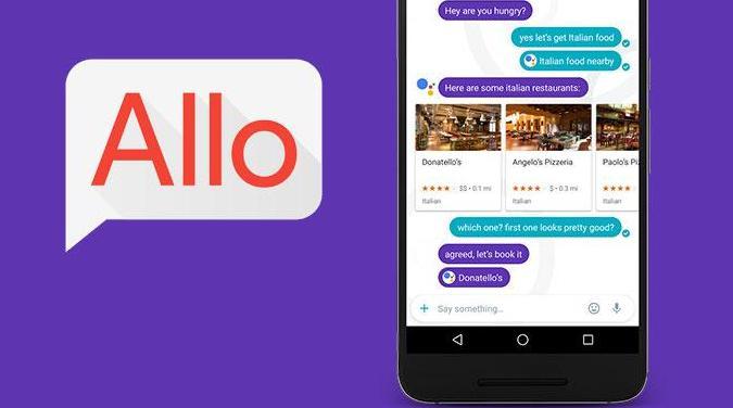 Google-Allo-App-for-Android Anlık Mesajlaşma Uygulaması Google Allo Ne Zaman Yayınlanacak? Anlık Mesajlaşma Uygulaması Google Allo Ne Zaman Yayınlanacak? Google Allo App for Android