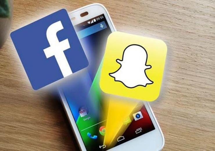 facebook'tan snapchat girişimi! Facebook'tan Snapchat Girişimi! IndiaTvb4e90d fb and snapchat final
