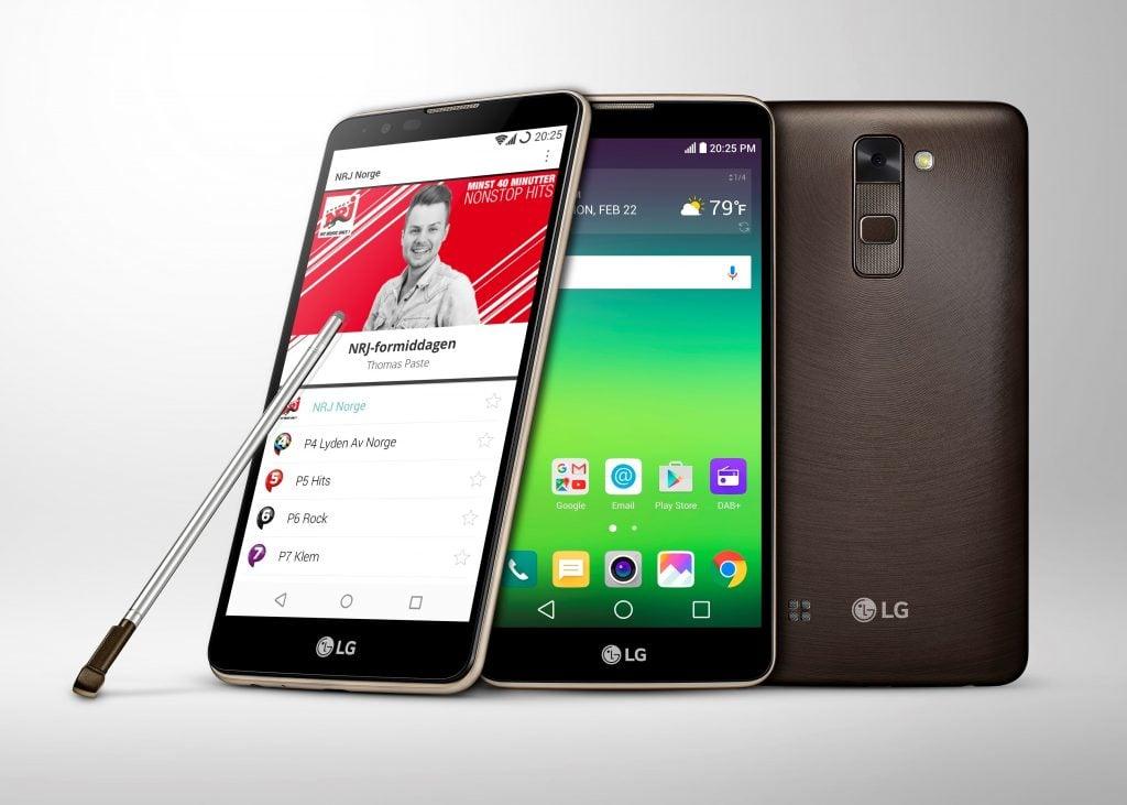 LG Stylus 2 Plus Geliyor!