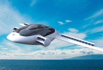 Uçan Otomobil İçin Milyon Euro'luk Yatırım Yapıldı!