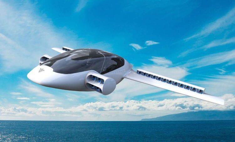 uçan otomobil İçin milyon euro'luk yatırım yapıldı! Uçan Otomobil İçin Milyon Euro'luk Yatırım Yapıldı! Lilum Aviation 750x454