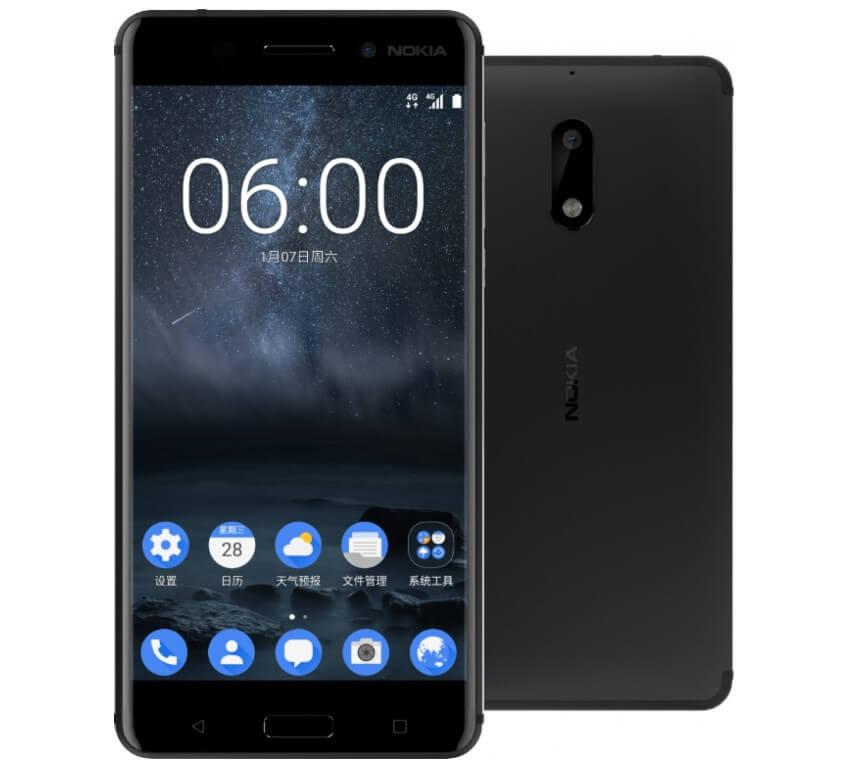 Nokia 6 Resmen Duyuruldu! Nokia 6 Resmen Duyuruldu! Nokia 6 1