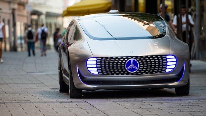 mercedes'ten elektrikli otomobil geliyor! Mercedes'ten Elektrikli Otomobil Geliyor! OPEN
