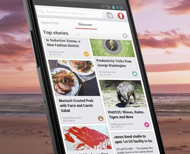 opera vpn android Çıktı Opera VPN Android Çıktı Opera Browser