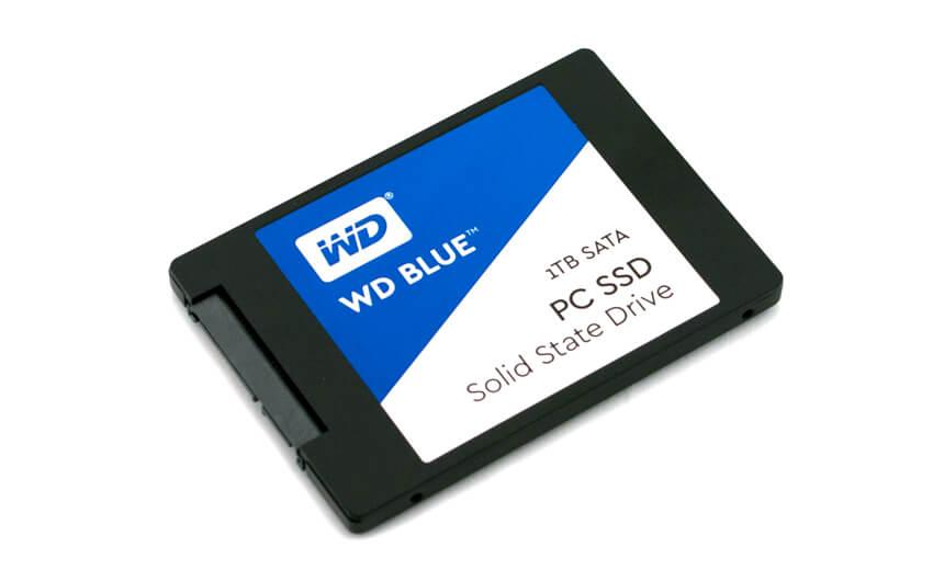 WD Firmasından Yepyeni SSD Ve Taşınabilir Disk Modelleri! WD Firmasından Yepyeni SSD Ve Taşınabilir Disk Modelleri! StorageReview WD Blue 1TB
