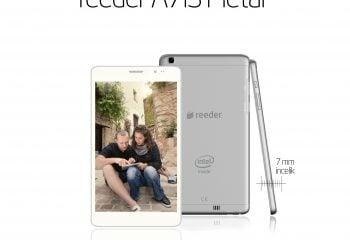 Reeder A7is Metal Telefon Özelliği Yeni Rom