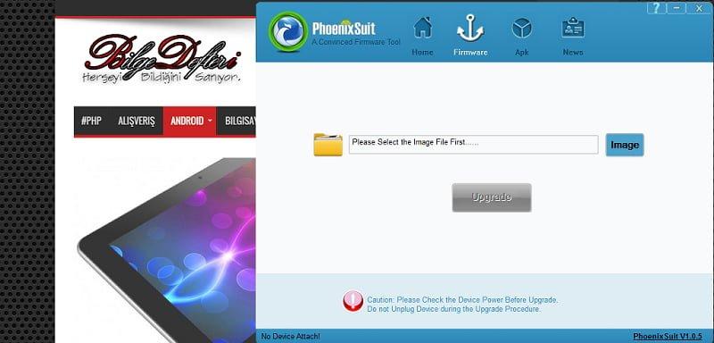 Tablete Yazılım Atma Anlatımı Resim 3 tablete yazılım atma Tablete Yazılım Atma Anlatımı anlatim3