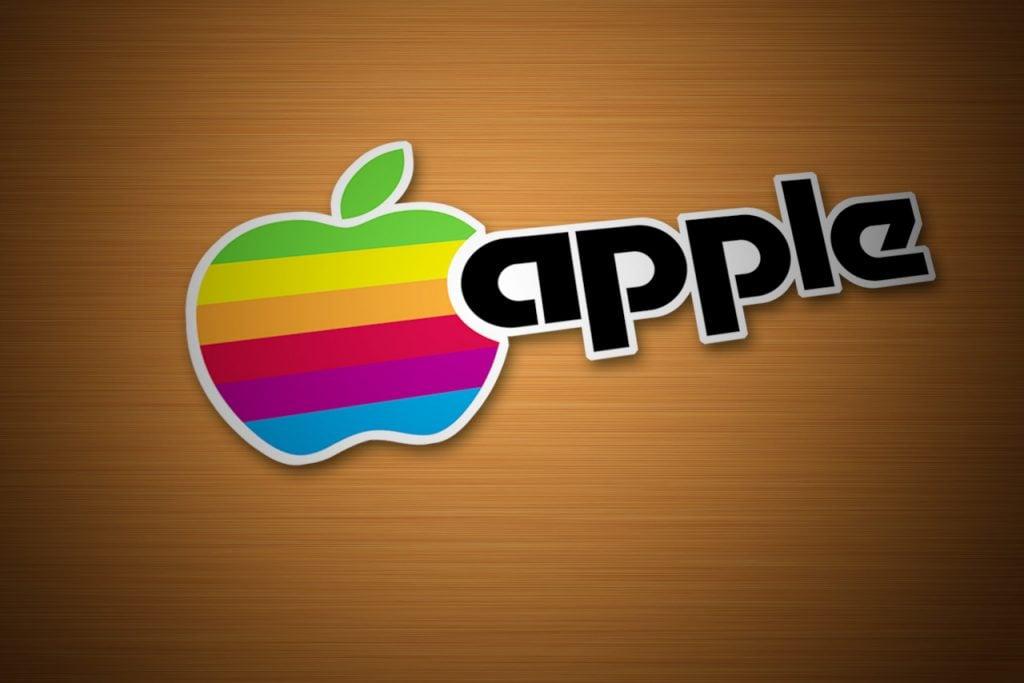 apple bulmacası! Apple Bulmacası! apple logo pic