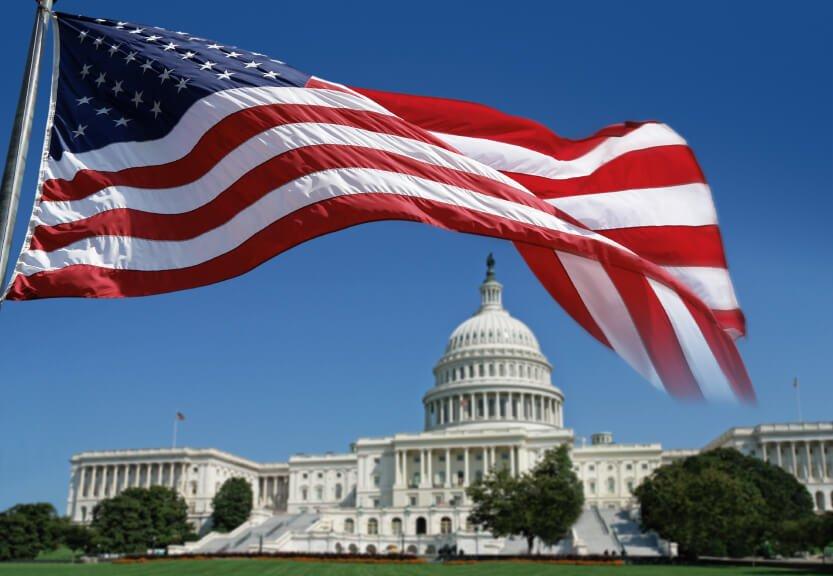 Amerika Ve Rusya Arasındaki Kriz Büyüyor! Amerika Ve Rusya Arasındaki Kriz Büyüyor! capital and flag iStock 000011479533Small