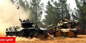 Cerablus'ta Tankımıza Saldırdılar 1 Şehidimiz Var