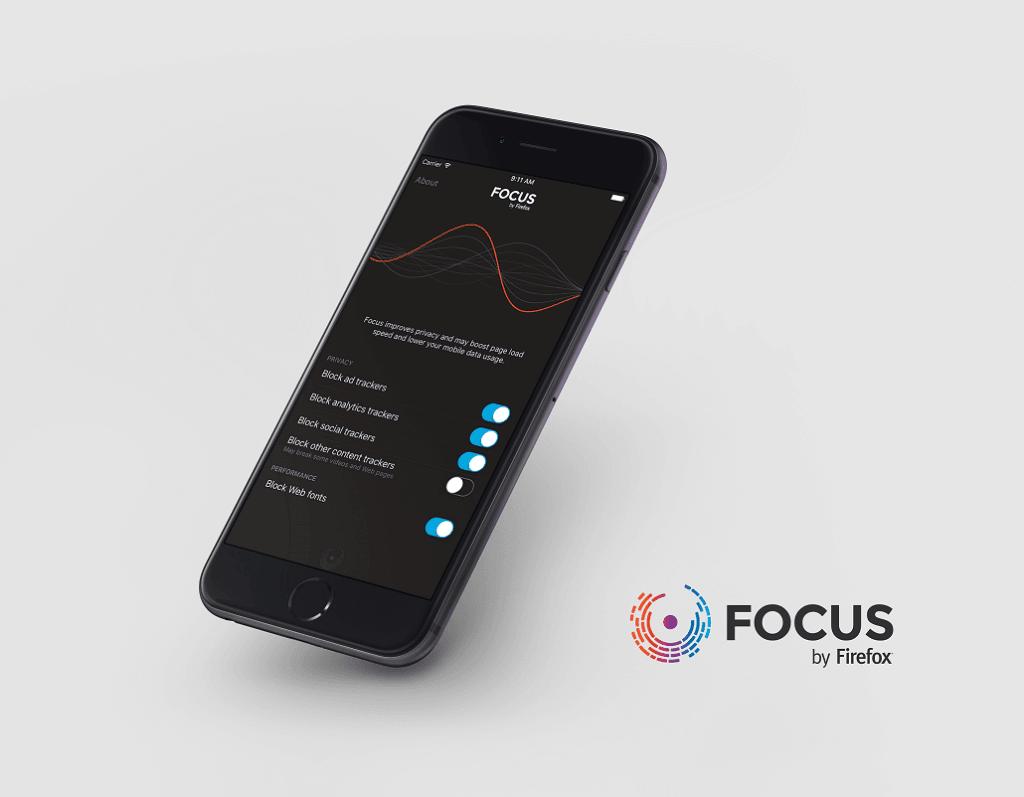 """iOS Kullanıcıları İçin Yeni Bir Tarayıcı """"Firefox Focus"""" iOS Kullanıcıları İçin Yeni Bir Tarayıcı """"Firefox Focus"""" focus blog"""